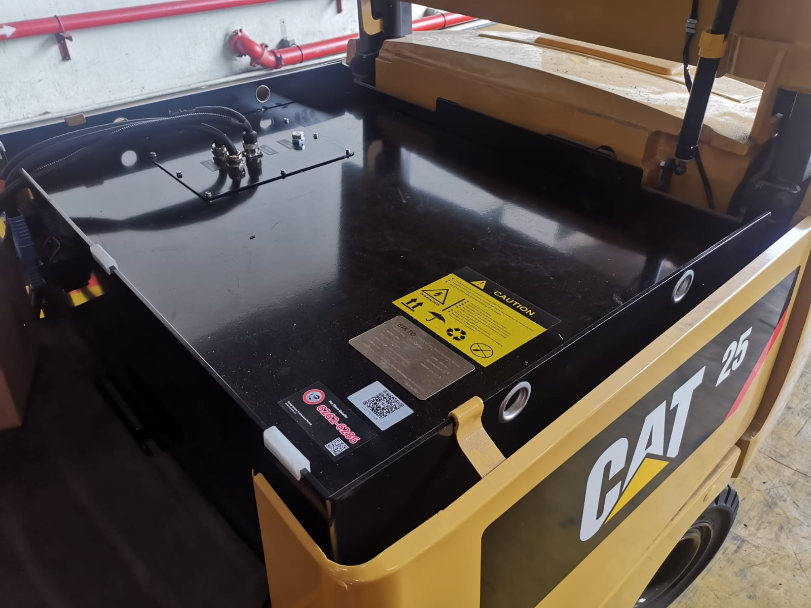Caterpillar EP25CA